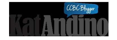 Kat Andino – CCBC Student Blogger