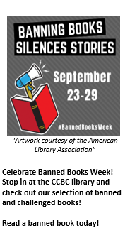 Banned Books Week at CCBC  9c0eef67bc0d6