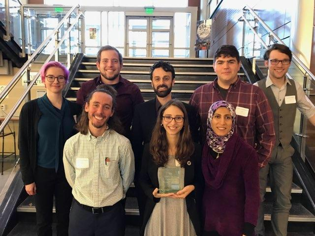 Team CCBC is Winner of 2018 Ethics Bowl