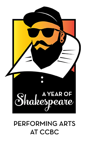a year of shakespeare logo