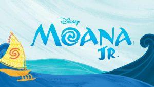 Moana Jr. logo